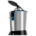 Exprimidor Zitrus Adjust 160 Black - Exprimidor de 160 W con sistema de extracción continua