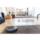 Aspirador Robot Conga - Vista frontal del aspirador (botón de encendido, vista cenital) - Ítem21