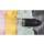 Ferro Force Titanium 420 - Perfil de ferro (cor preta com linhas azuis) - Item1