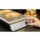 Tostadora Easy Toast Inox - Tostadora de Cecotec vista por delante; zona frontal (vista cenital) - Ítem3