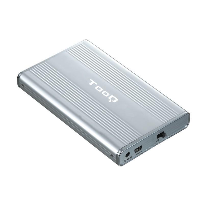 Caja HDD/SDD 2.5