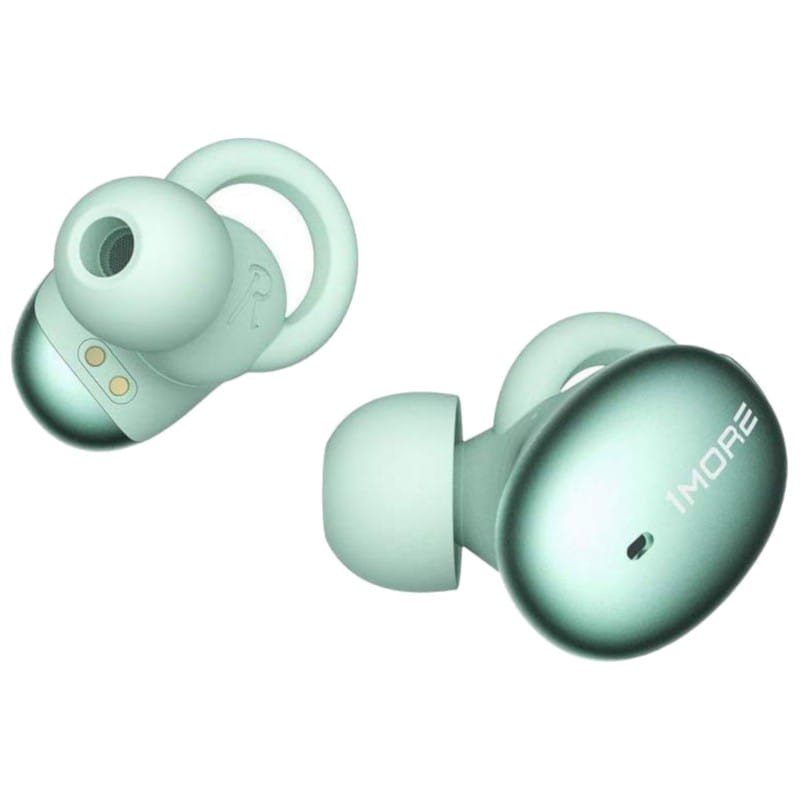 Buy 1more Stylish True Wireless In Ear Headphones Green E1026 Powerplanetonline