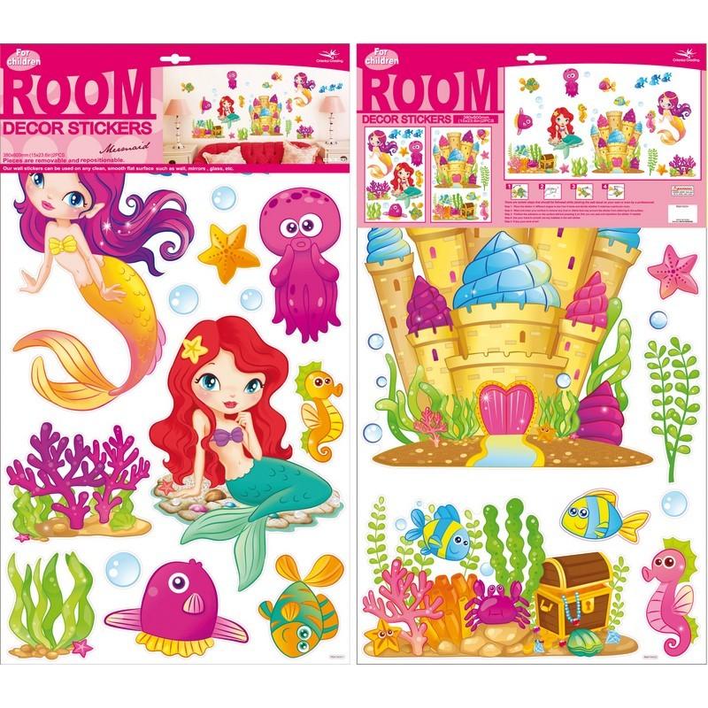 Comprar pegatinas decorativas mundo submarino for Pegatinas decorativas infantiles