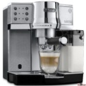 DeLonghi EC 850.M coffee machine - General plan of the coffee machine; Espresso and capsules