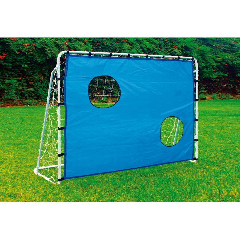 Portería y pared de tiro, Fútbol