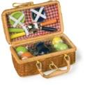 Cesta de picnic nostalgia