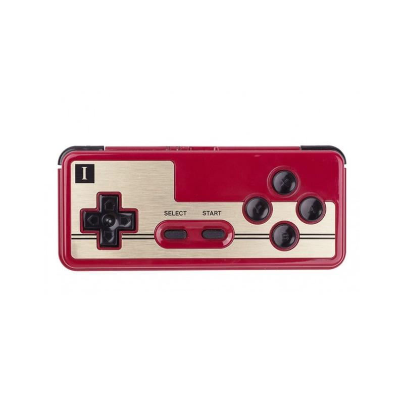 Gamepad 8bitdo F30 - Zona frontal (interface de botão)