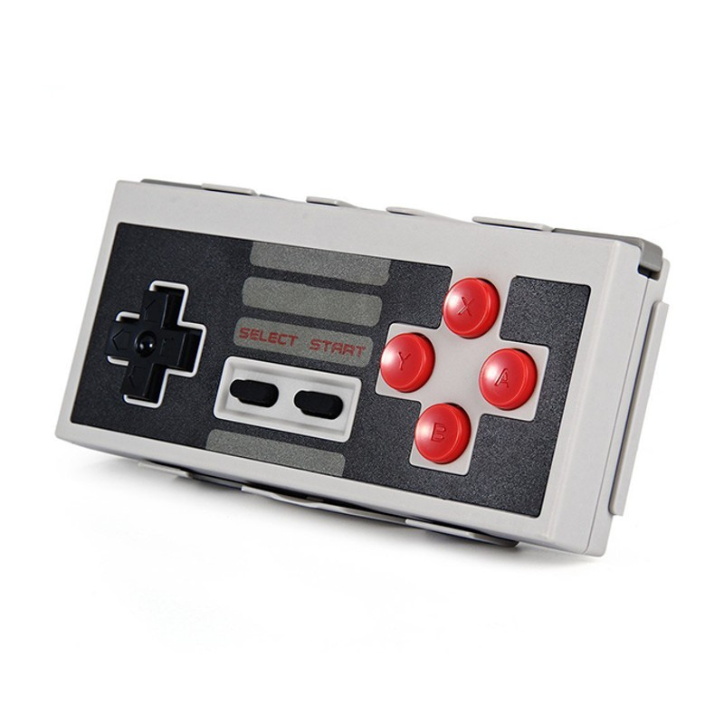Gamepad 8bitdo N30 - Zona delantera (interfaz de botones)