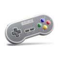 Gamepad 8bitdo SF30 2.4G - Frente