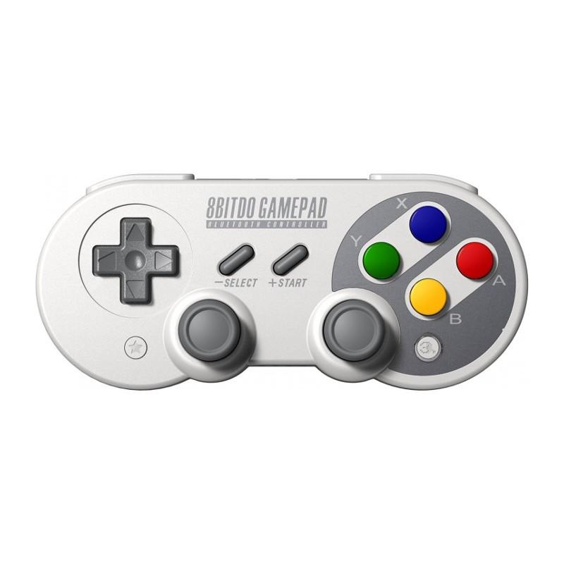 Gamepad 8bitdo SF30 Pro - Frente (pt)