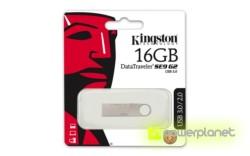 Kingston Technology DataTraveler SE9 G2 16GB 16GB USB 3.0 Prateado unidade de memória USB - Item2