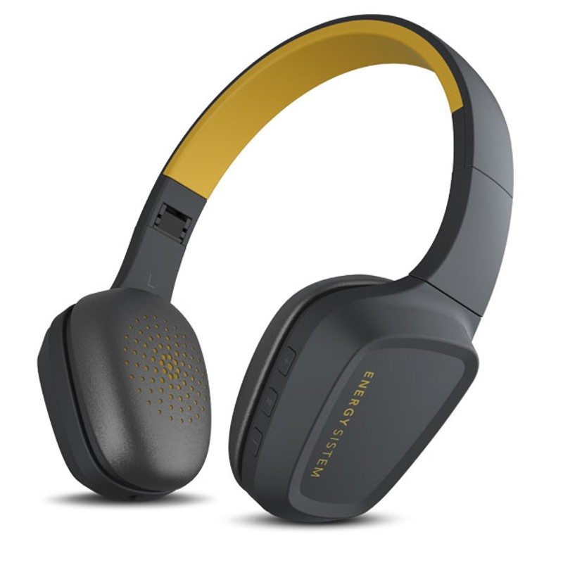 Energy Headphones 3 Bluetooth Amarillo