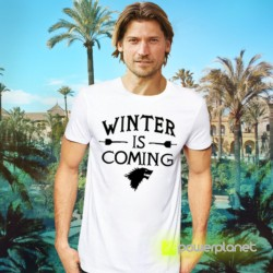 Camiseta Winter is Coming - Item1