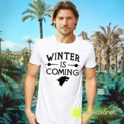 Camiseta Winter is Coming - Ítem1