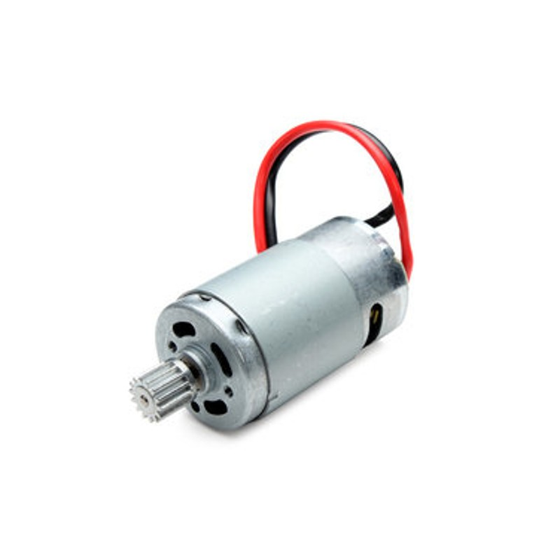 Motor 390 sin conector 7.4V 10000 rpm - Repuesto Coche RC