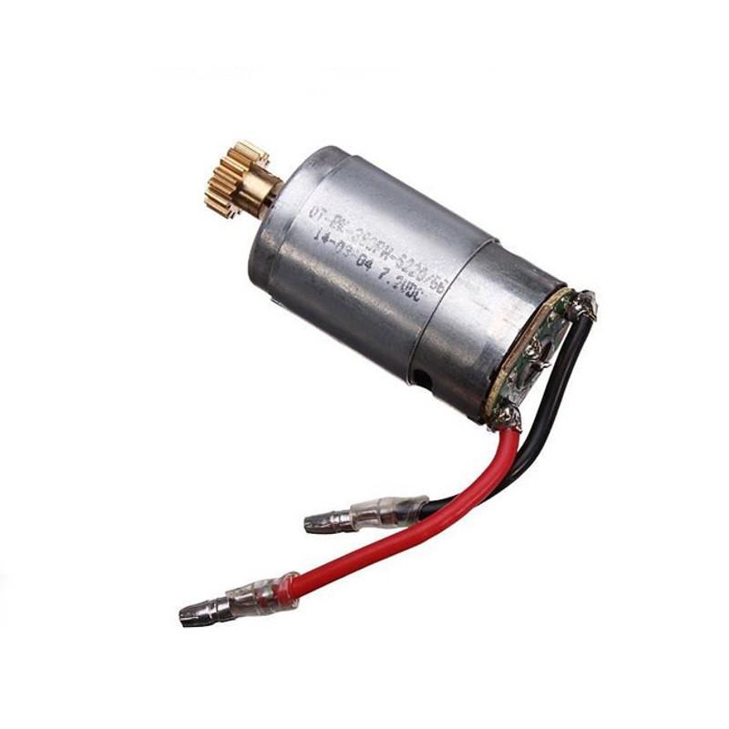 Motor 390 Conector XT60 7.4V 10000 rpm - Repuesto Coche RC