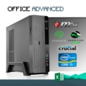 Desktop Intel i3-7100 / 4GB / 1TB Office Advanced