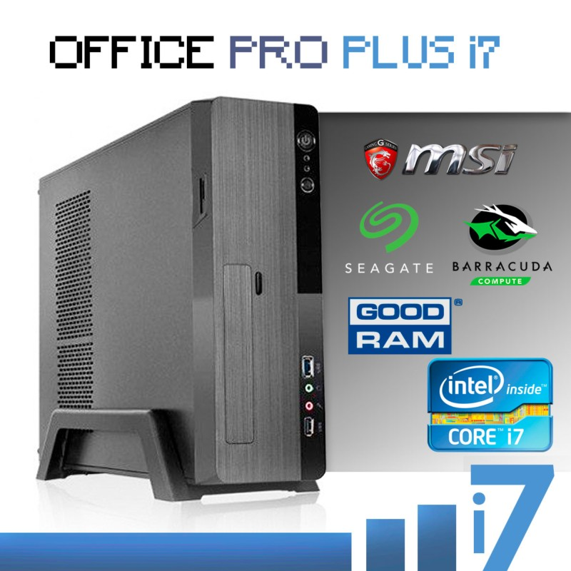 Stupendous Desktop Intel I7 8700 8Gb 240Ssd 1Tb Office Pro Plus I7 Home Interior And Landscaping Ologienasavecom