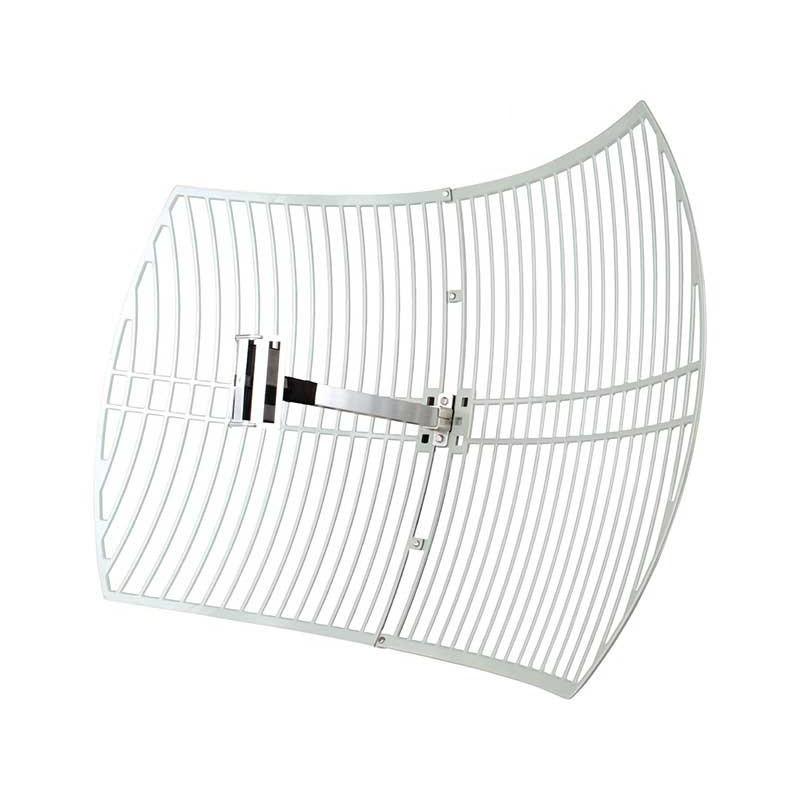 TP-LINK TL-ANT2424B Antena parabólica de rejilla de 24 dBi a 2,4 GHz