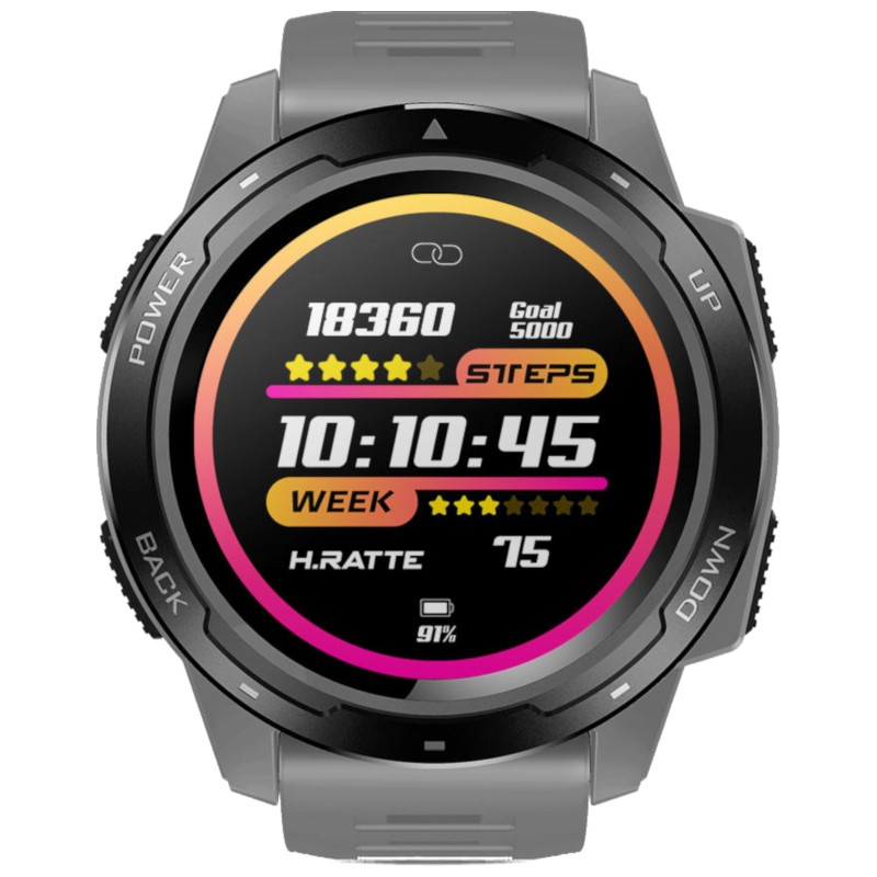 60e42b7258f Buy Zeblaze Vibe 5 - Smartwatch - PowerPlanet