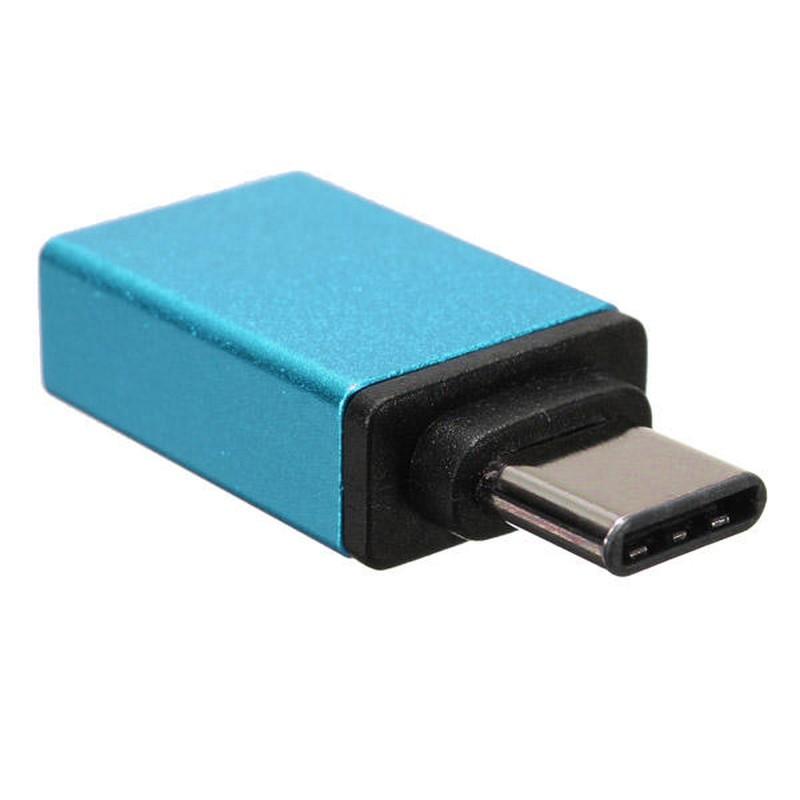 Adaptador OTG USB Tipo C 3.1 a USB 3.0