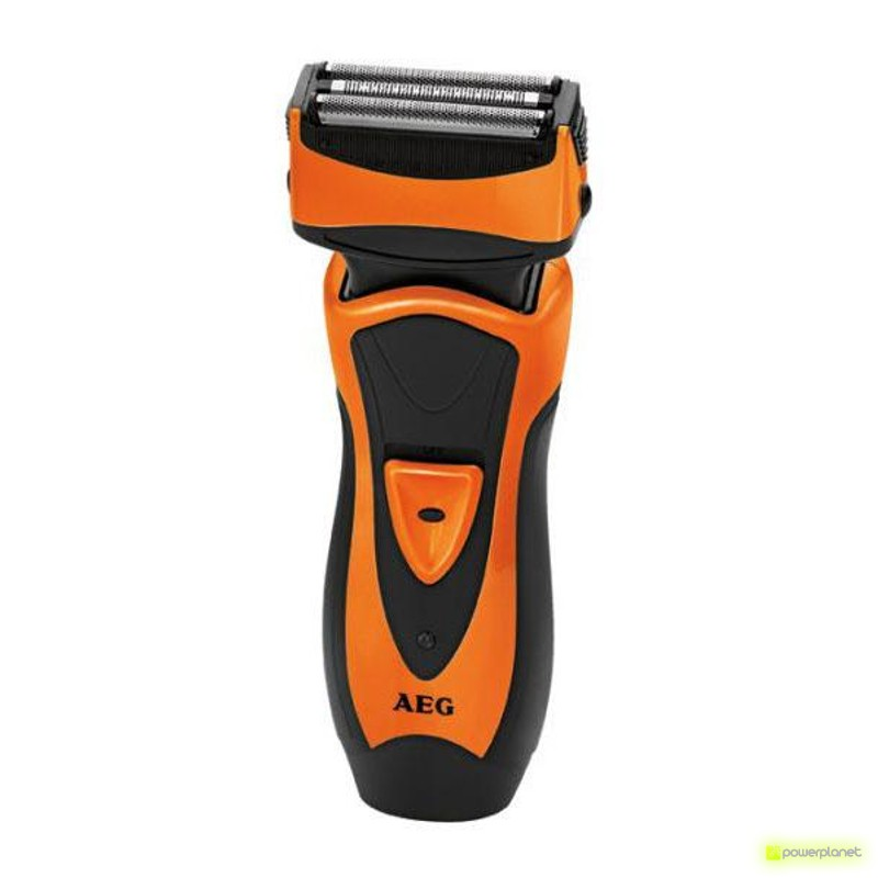 AEG Barbeador Seco e Molahdo HR 5626 Laranja