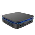 AK1 Intel Celeron J3455 / 6GB / 64GB Windows 10 Home - Mini PC - Bluetooth 4.0 - Dual Band WiFi - reprodução de vídeo de 1080p e 4K - Intel Integrated Graphics HD Graphics 500 - Intel Celeron J3455 - aplicativos do Office - VESA