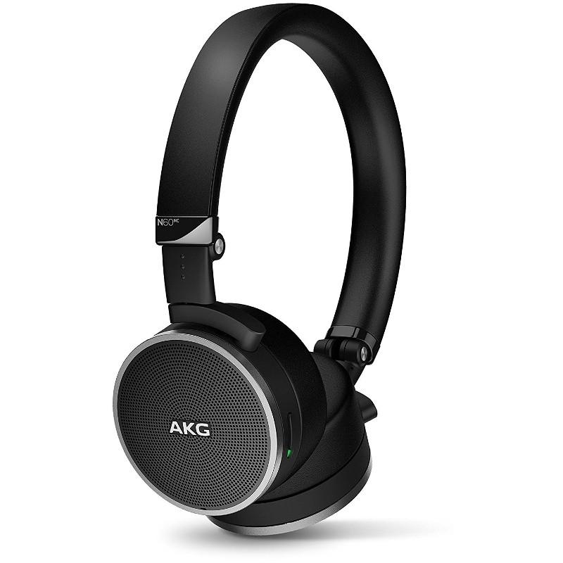 6aa21df7098 AKG N60NC Black - Hi-Fi Headset - Active Noise Reduction, 30-hour