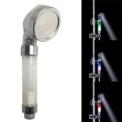 Cabeça de chuveiro com luz LED SDS-D23