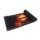Alfombrilla Motospeed P60 - Color negro mate con un diseño de explosiones de color rojo - Tracción Ergonómica - Superficie Antideslizante - Perfecto para Ratones Ópticos y Láser - Diseño Motospeed - Negro Mate - Mayor Precisión - Alfombrilla Gaming - Ítem3