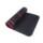 Alfombrilla Motospeed P60 - Color negro mate con un diseño de explosiones de color rojo - Tracción Ergonómica - Superficie Antideslizante - Perfecto para Ratones Ópticos y Láser - Diseño Motospeed - Negro Mate - Mayor Precisión - Alfombrilla Gaming - Ítem4