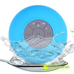 Altavoz Bluetooth Ducha Impermeable con Ventosa Manos Libres Baño BTS-06 - Ítem2