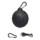 Altavoz Bluetooth PSTLL-705 Ultra-Portable - Bluetooth 3.0, sumergible 1 metro durante 30 minutos (como máximo), potencia 5W, autonomía de 5 a 6 horas, transmisión de 10 metros, función manos libres, soporte para enganche por mosquetón (incluido) - Ítem6