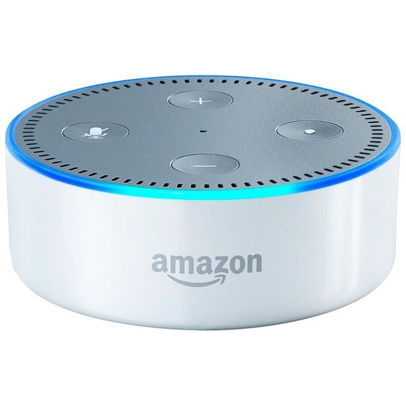 Amazon Echo Dot 2.ª Geração Branco - Coluna Inteligente Alexa