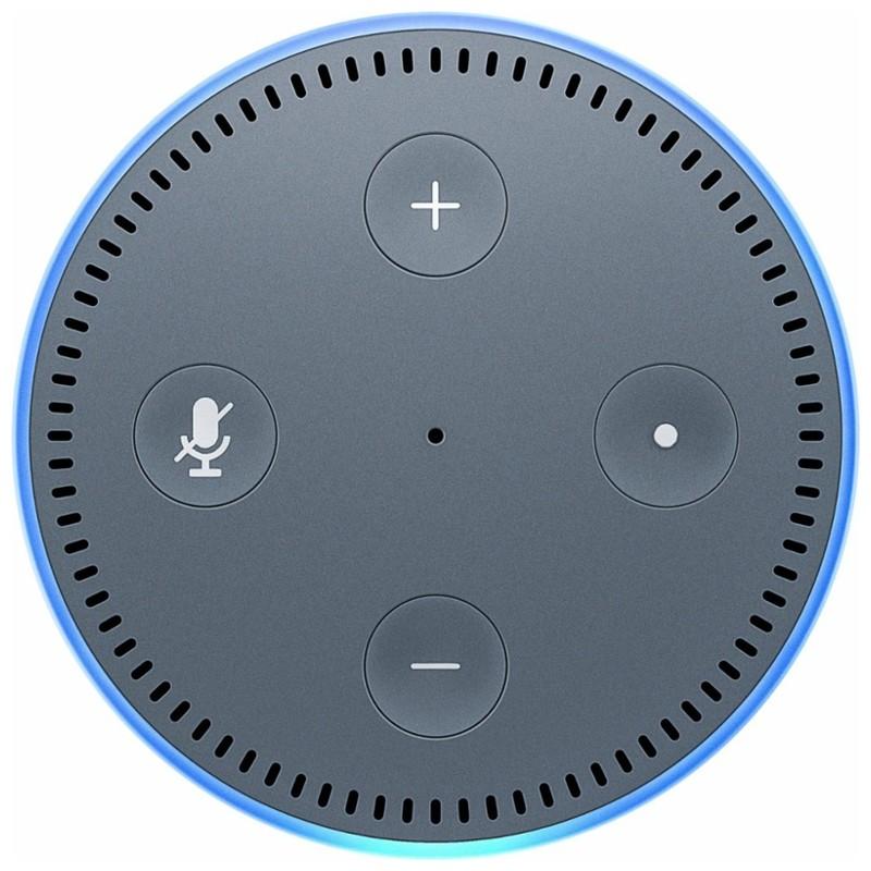 Alexa Amazon Echo Dot Smart Assistant Speaker Black -NEW 2nd Generation