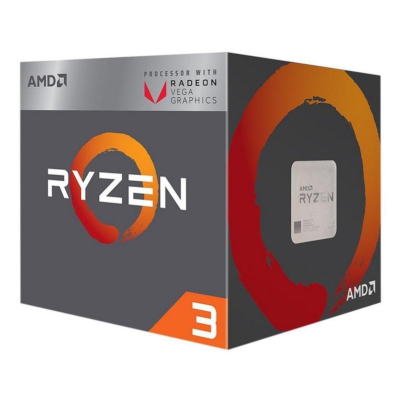 AMD Ryzen 3 2200G 3.5GHz Box