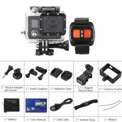 Video Camera Sports AMKOV AMK7000S 4K - Item5