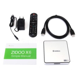 Zidoo X6 Pro Android 5.1 TV Box 2GB/16GB - Item5