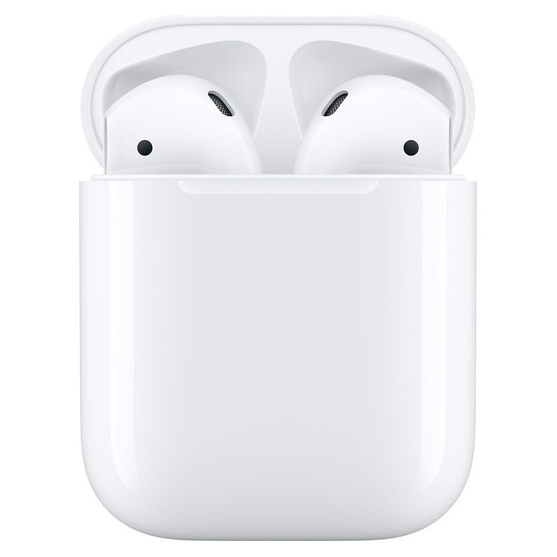 Apple Airpods V2 with Charging Case - Bluetooth Headset