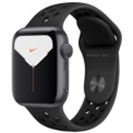 Apple Watch Nike Series 5 GPS 44mm Aluminio Gris Espacial / Correa Deportiva Antracita/Negro