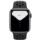 Apple Watch Nike Series 5 GPS 40mm Alumínio Espaço Cinzento / Bracelete Desportiva Antracite/Preto - Item1