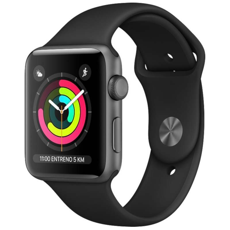 Apple Watch Series 3, smartwatch con Whatsapp