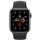 Apple Watch Series 5 GPS 40mm Aluminum Space Gray / Sports Strap Black - Item1