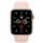 Apple Watch Series 5 GPS 44mm Aluminio Oro / Correa Deportiva Rosa Arena - Ítem1