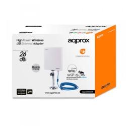 Adaptador USB Approx 300mW USB Ralink 3070L - appUSB26DB - Ítem5