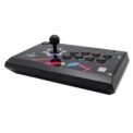 Arcade Joystick USB Qanba Q1SW - Cable USB de 2 Metros - Sincronización Inalámbrica 2.4GHz - Compatible con Street Fighter 4 y 5 en PS4 - Compatible con Ordenadores, Steam - Xbox 360 - PS3 - Compatible con Android 4.0 y Superiores - OTG