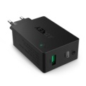 AUKEY PA-Y2 Carregador 1 Porta USB 1 USB-C