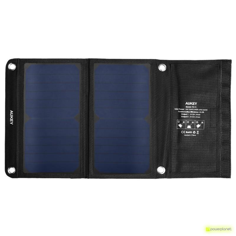 Carregador solar AUKEY PB-P3 14W