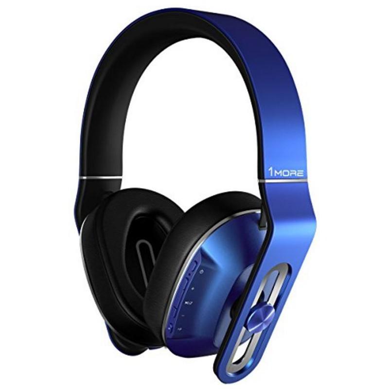 Auriculares 1More Over-Ear Bluetooth Azul MK802