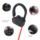 Niub5 U8 apt-X Bluetooth 4.1- Auriculares Deportivos - Color Negro, Tecnología Apt-X, Autonomía Máxima de 7 horas, Cancelación de RuidoCVC6.0, Bluetooth 4.1, Soporte con enganche, Auriculares In-Ear, IPX7 (Resistencia al sudor) - Ítem3
